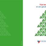 Kerstkaart VVE Diensten Nederland Eindhoven Fenoomenaal