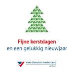 Kerstkaart VVE Diensten Nederland Arnhem Fenoomenaal
